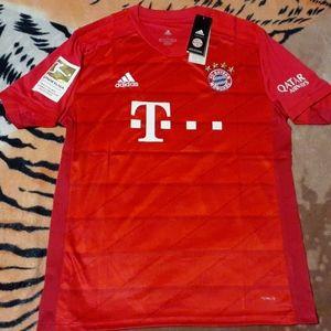 Adidas Lewandoski #9 Bayern Munich Home Jersey